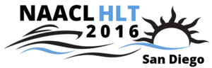 Logo of NAACL HLT 2016